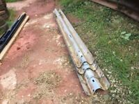 Used crash barriers for sale