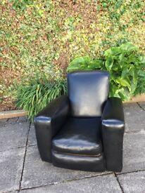 Danish club armchair