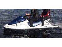Kawasaki STX12F 4 stroke jet ski
