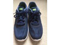 Nike 'Revolution 3' Men's Trainers, Colour: blue, UK Size 9