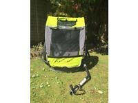 A1 double seat child carrier