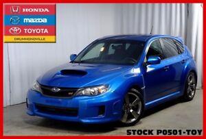 2011 Subaru Impreza WRX STi AWD/