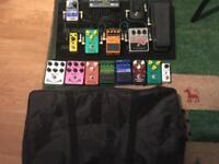 Pedal clearout
