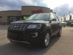 2016 Ford Explorer AWD LIMITED 301A