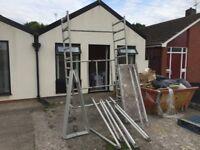 Alto aluminium scaffold tower