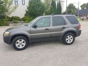 2006 Ford Escape XLT SUV, Crossover - Safetied