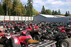 You looking for Used atv and utv parts
