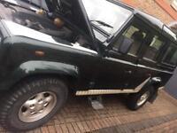 Land Rover Defender 110 TD5 1999