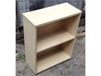10 x small wooden bookshelf shelves. 84x70cm. Delivery