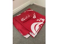 Liverpool double bed set