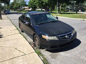 Acura tsx 2004 full eq