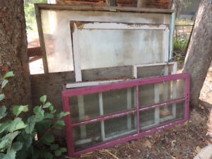 Assorted windows - $40 ea OBO or all for $200