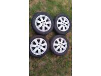 Alloy Wheels Vauxhall Corsa SXI