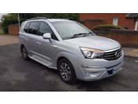 SsangYong Turismo 2.2 TD ELX 4x4 5dr AUTO+7 SEATS+FULL LEATHER