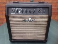 CG-10 Guitar Amplifier - Great Condition, ideal for practice