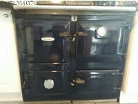 Solid fuel rayburn- excellent working order