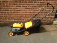 "Reconditioned 16"" McCulloch Push along Lawn Mower"