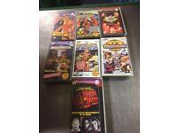 Wwf/wwe wrestle mania VHS