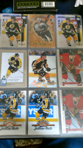 Lot of Hockey Cards