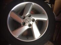 "Mazda 16"" wheels"