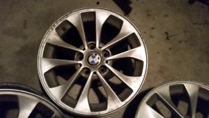 2002 BMW 330 Rims