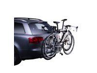Thule tow bar bike rack