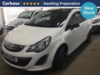 2013 VAUXHALL CORSA 1.2 Limited Edition 3dr
