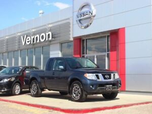 2016 Nissan Frontier PRO-4X 4x4 King Cab