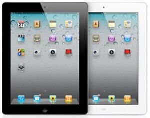 APPLE IPAD 2 64B, 2 AVAILABLE, model A1395 and A1396