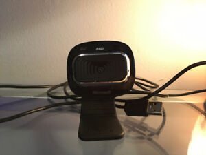 Microsoft Lifecam HD-3000 HD Webcam with Mic.