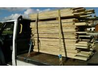 Timber pine planks x 200.