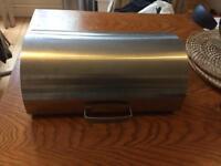 IKEA stainless steel breadbin
