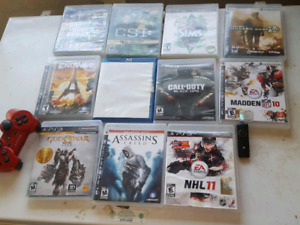 Ps3 games with controller and mic