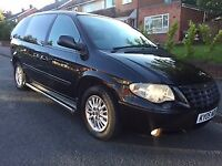 Chrysler Voyager 2.8 CRD LX Auto 5dr *Very Reliable Car*
