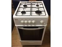 WHITE BEKO SG 572 GAS COOKER EXCELLENT CONDITION, 4 MONTH WARRANTY