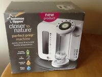 Tommy Tippee Perfect Prep Machine - White