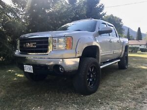 2007 GMC Sierra 1500 4x4 lifted