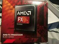 AMD fx Black Edition 8 Core 4.7ghz upto 5 ghz