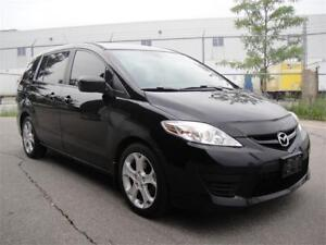 2010 MAZDA 5-LOADED,6PASS,ZERO ACCIDENTS,ALL POWER