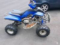 Shineray 250cc road legal quad excellent condition whyg???