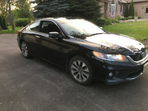 2013 Honda Accord EX-L Coupe (2 door)