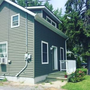 Fully renovated house in Picton w charming loft avail Sept/Oct