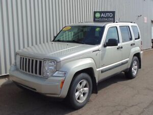 2009 Jeep Liberty Sport THIS WHOLE