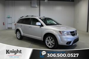 2012 Dodge Journey R/T Navigation