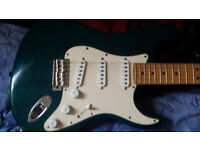 USA Fender Stratacaster Guitar.