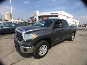 2015 Toyota Tundra SR 4.6L V8 4x4 Double Cab w/ Bed Liner
