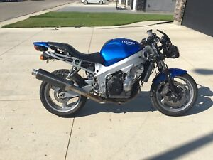 2001 Triumph TT 600  Fuel Injected