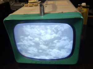 Antique Admiral model T103X Television TV WORKED