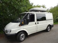 Ford Transit T300 Campervan, £6750 ONO