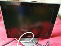 Sony LCD conputer monitor full working order ooen to offers as getting rid.